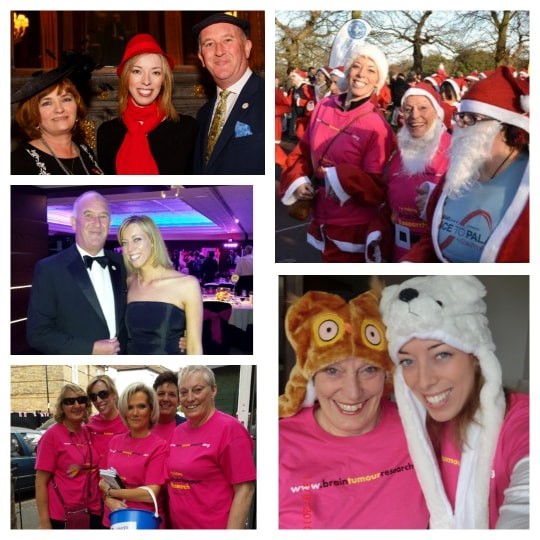 Brain Tumour Research Events