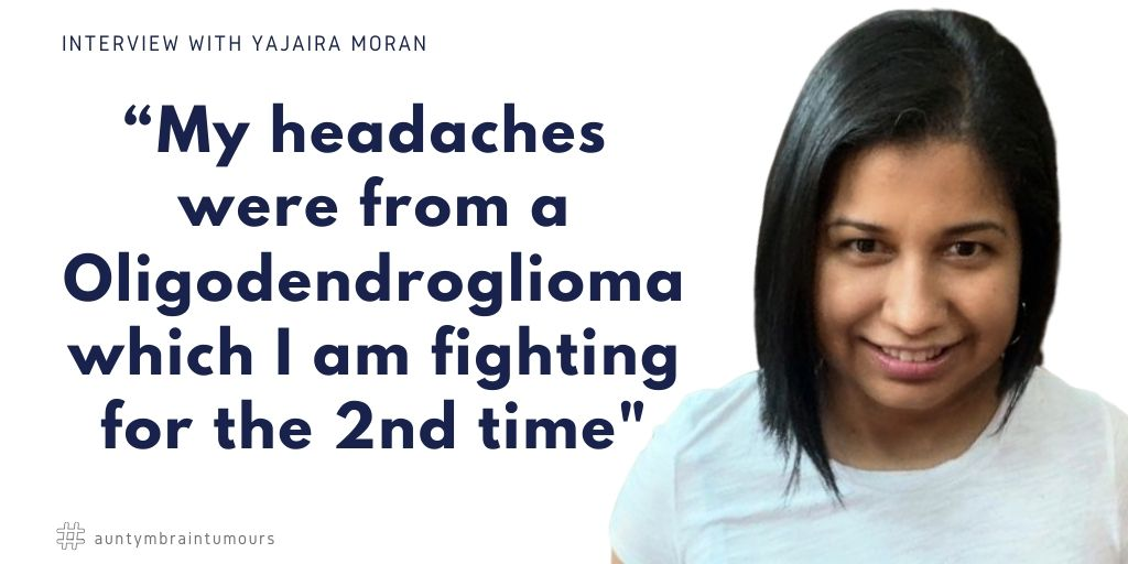 My headaches were from a Oligodendroglioma which I am fighting for the 2nd time