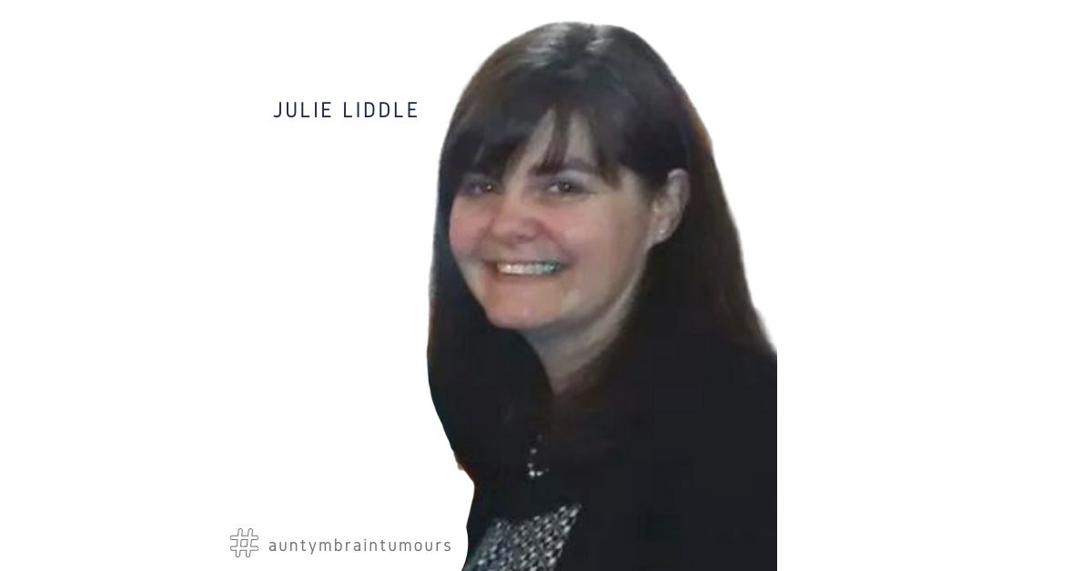 Julie Liddle Interview about living with a meningioma