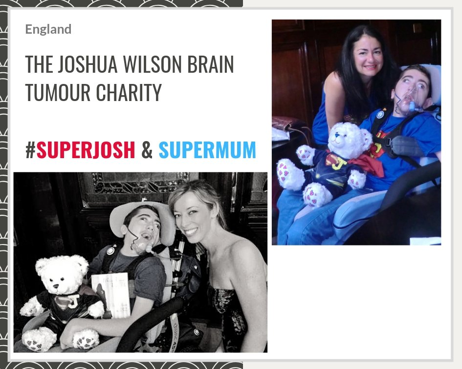 Claire Bullimore and Aunty M Brain Tumour's meets Josh and Dawn from The Joshua Wilson Brain Tumour Charity