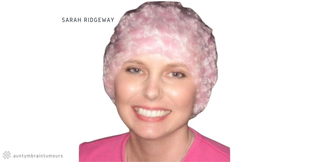 Sarah Sunshine Ridgeway from Pennsylvania was diagnosed with a cancerous brain tumour called a Brainstem Glioma