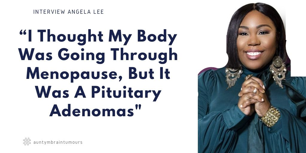 Angela Lee was diagnosed with a Pituitary Adenomas. Here are her suggestions for others affected by a brain tumour