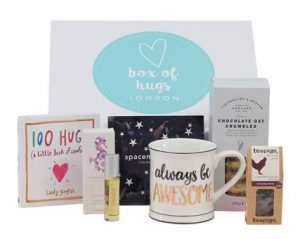 Jane's Brain Box-  Me Time Box Of Hugs