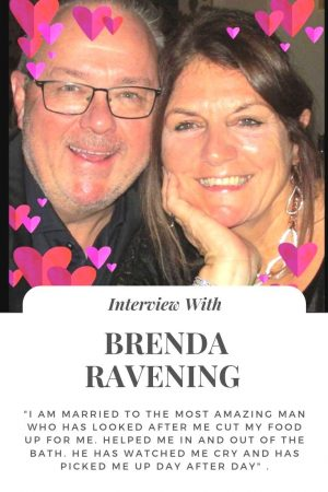 Brenda Ravening was diagnosed with a Hemangioblastoma: Here is her story.