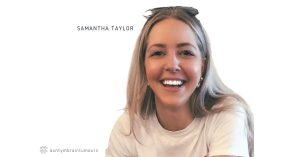 Samantha Taylor - My Migraines Turned Out To Be A Pilocytic Astrocytoma