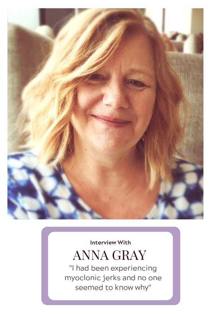 Anna Gray shares her brain tumour story