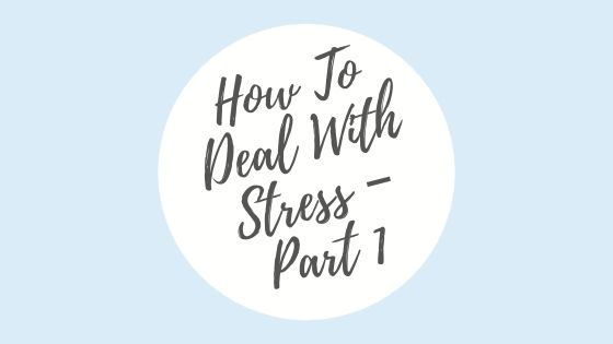 Nigel Lowson Talks About How To Deal With Stress – Part 1