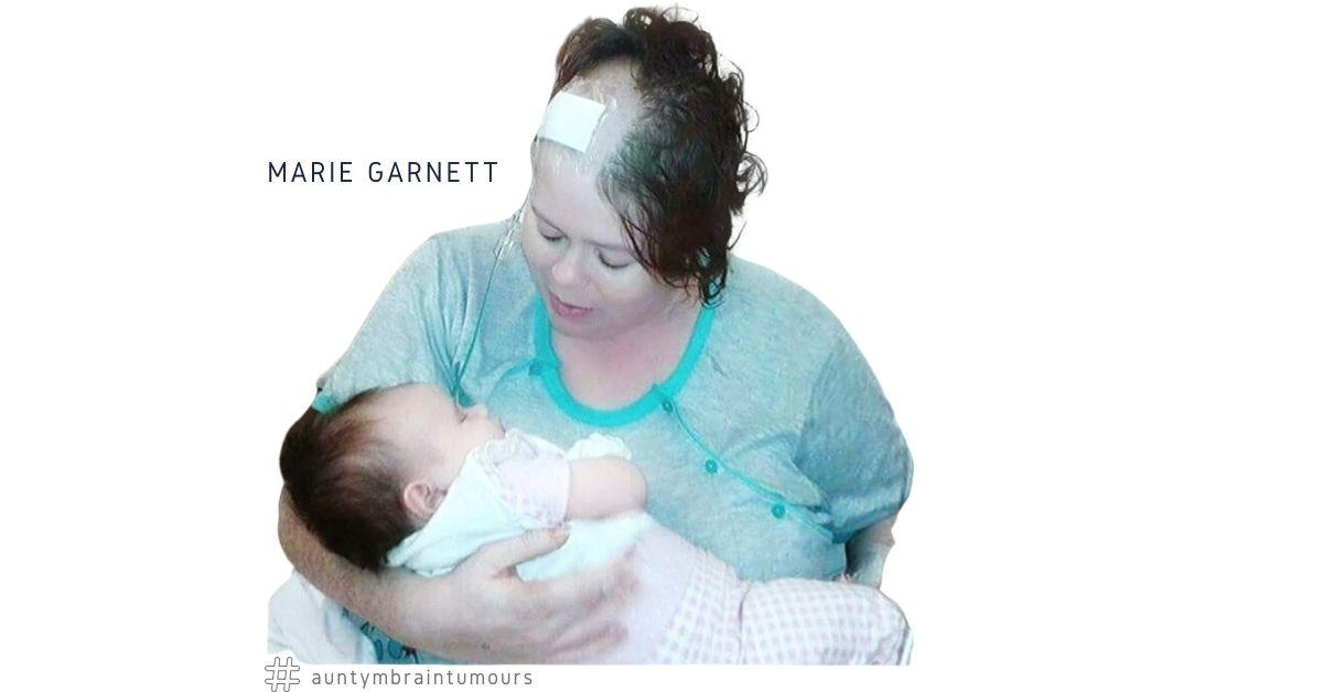 Marie Garnett Meningioma