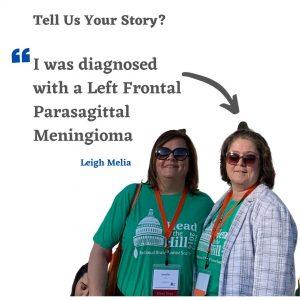 Me and My Left Frontal Parasagittal Meningioma