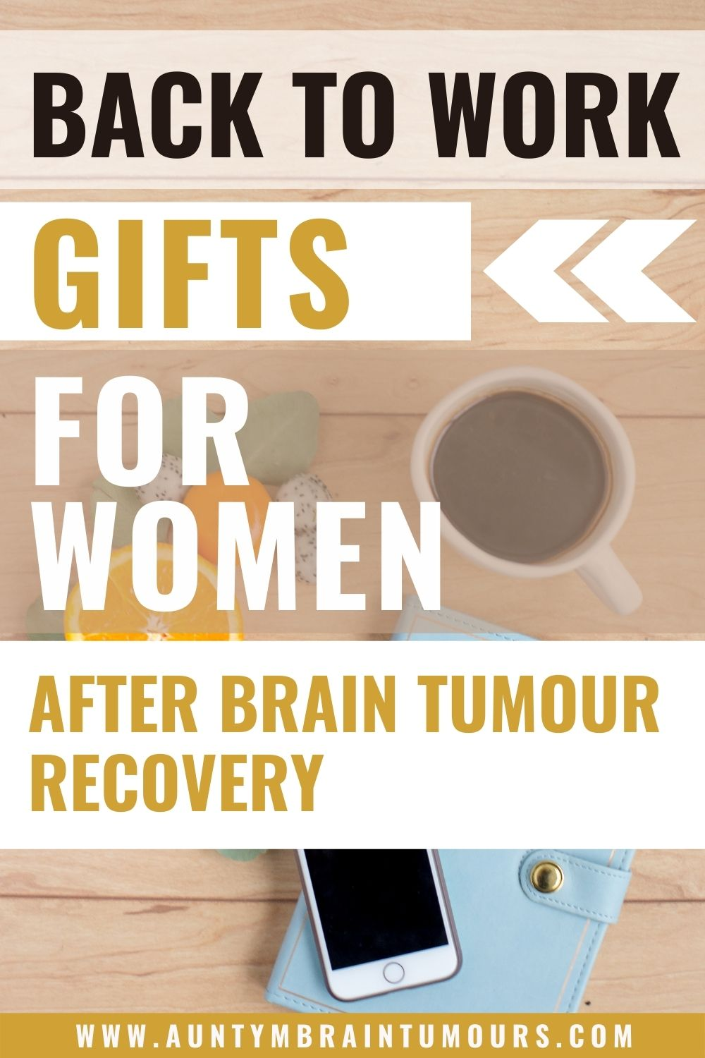 Back To Work Gifts For Women After Brain Tumour Recovery