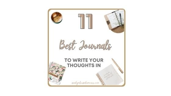Best Journals To Write Your Thoughts In
