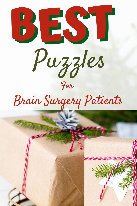 Best Puzzels for brain tumour patients