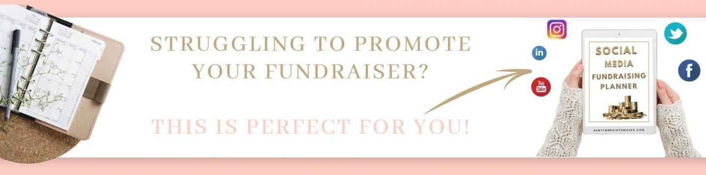 Social Media Fundraising Planner Cover