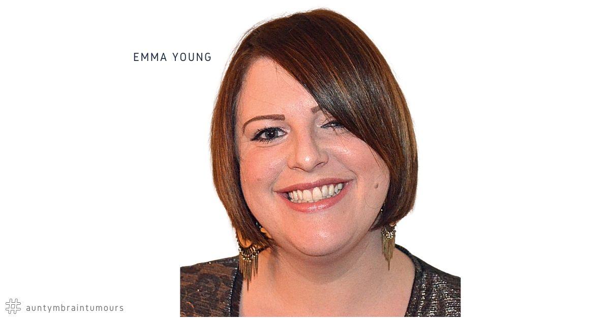 Emma Young - I Have An Inoperable Meningioma And Third Nerve Palsy
