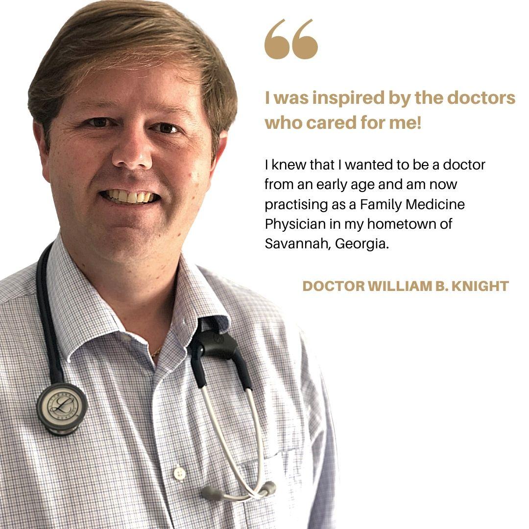 Doctor William B. Knight