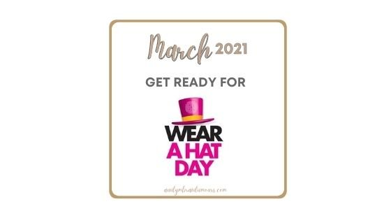 Wear A Hat Day 2021