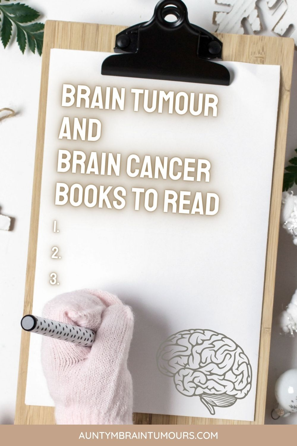 11 Most Inspiring Brain Tumour and Brain Cancer Books