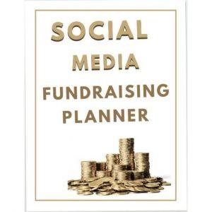 Social Media Fundraising Planner