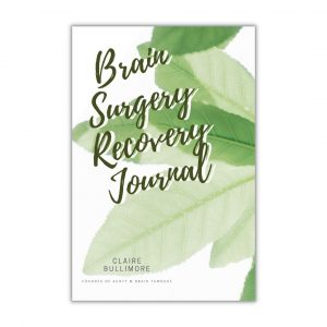 Brain Surgery Recovery Journal
