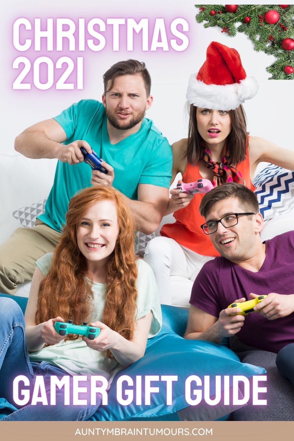 Christmas 2021 Gamer Gift Guide Must Have